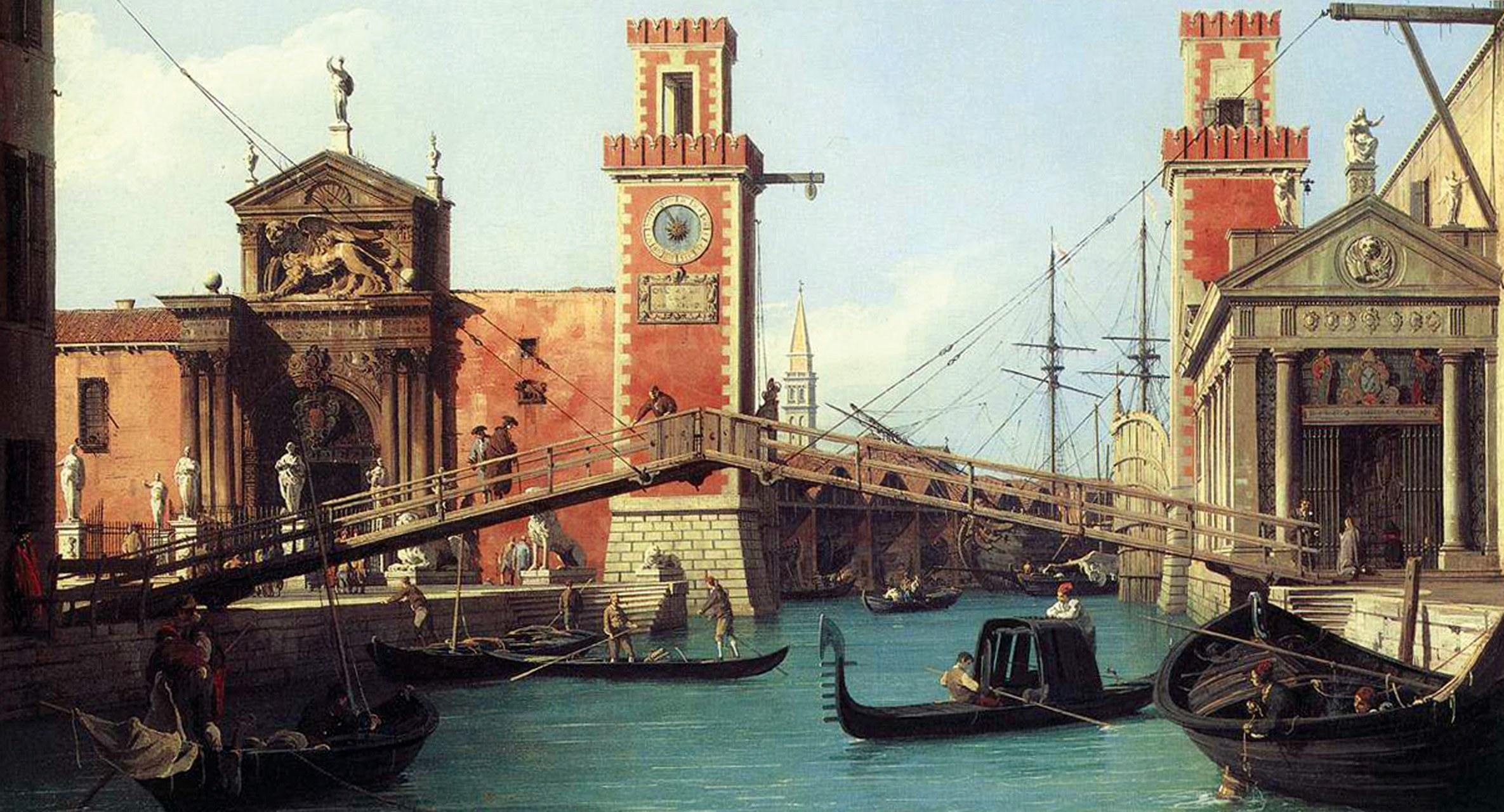 Povijesni brodovi: Uvod u bitku kod Visa 1866. godine