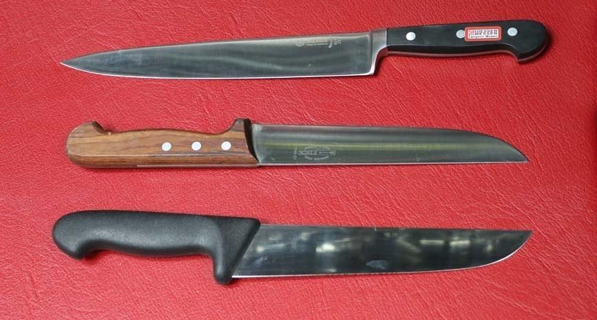 Noževi i ribolov