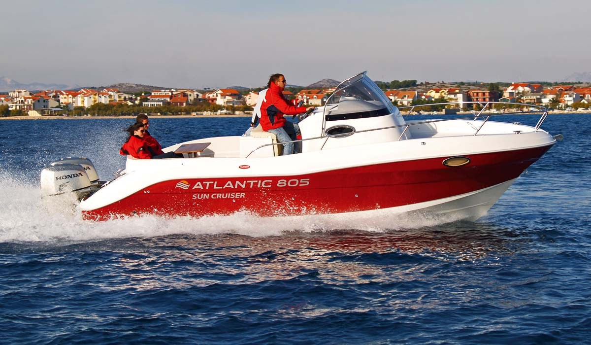 Atlantic boats 805 SC