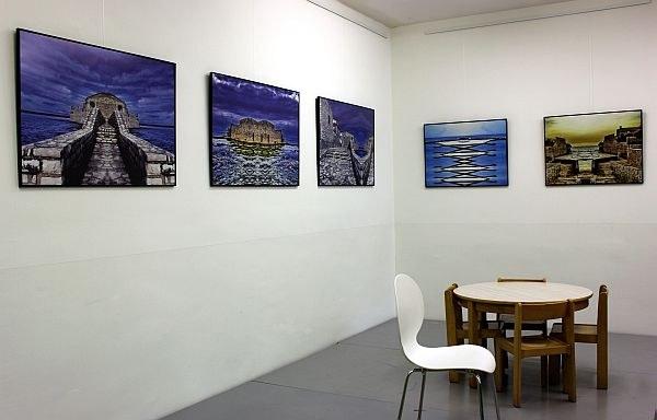 Izložba Branimira Turkalja u Novigradu