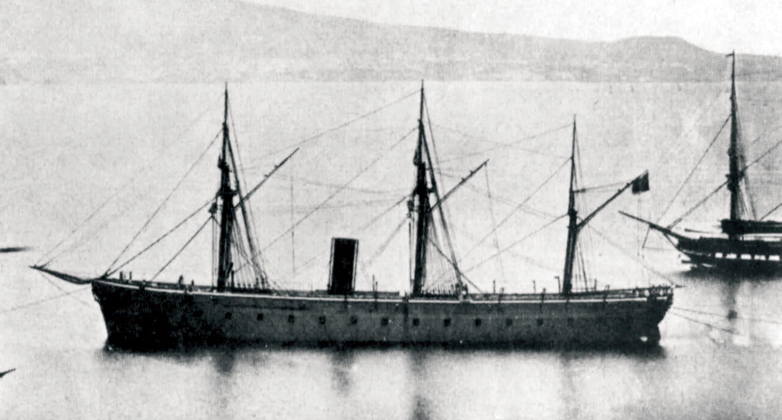 Povijesni brodovi: Viški boj 1866. godine 2. dio