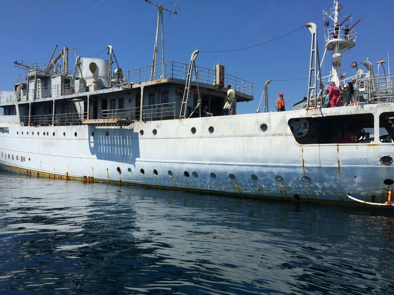 Brod Vis kao ronilačka atrakcija