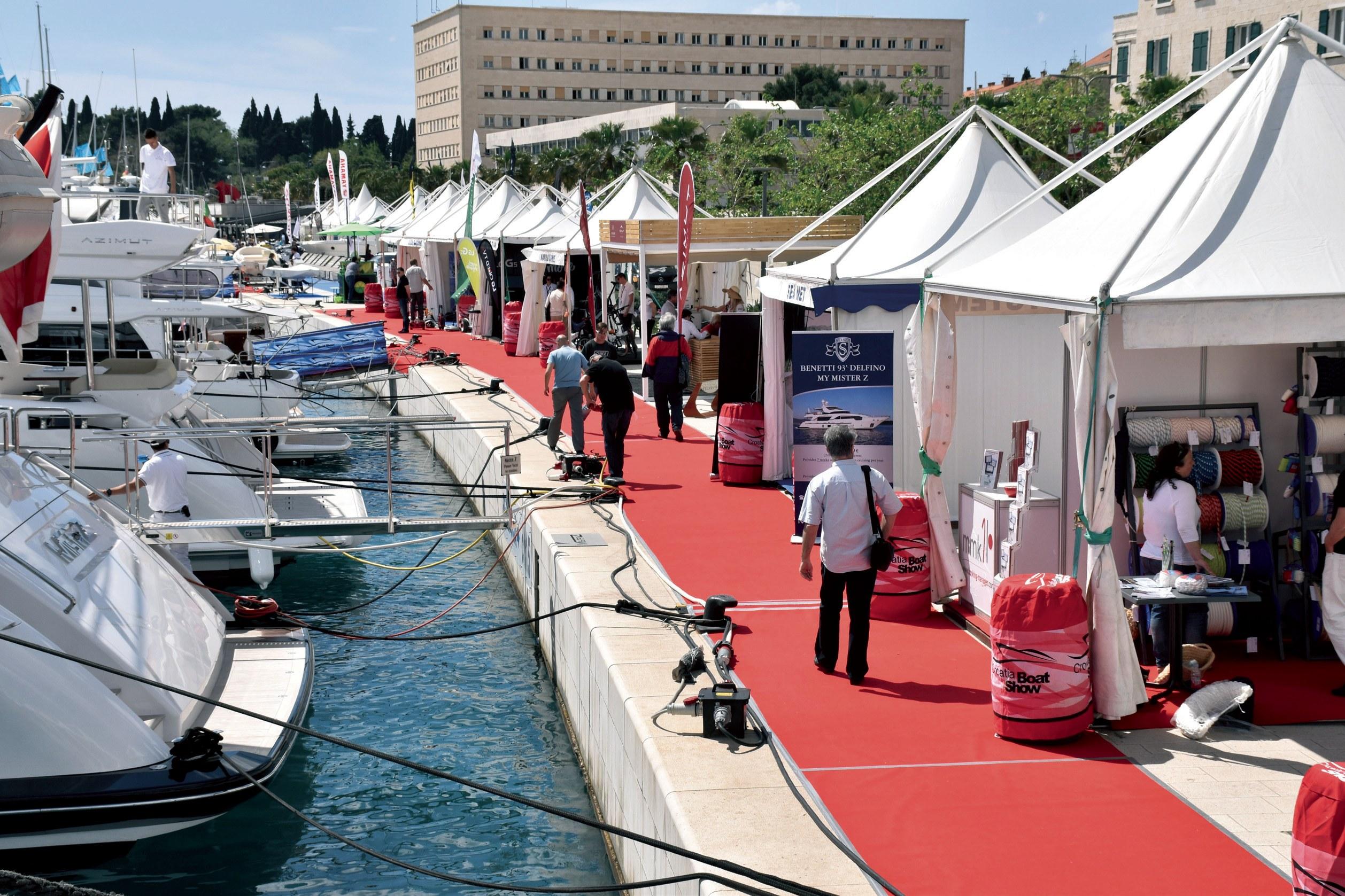 Croatia Boat Show 2016 - kompletno izvješće