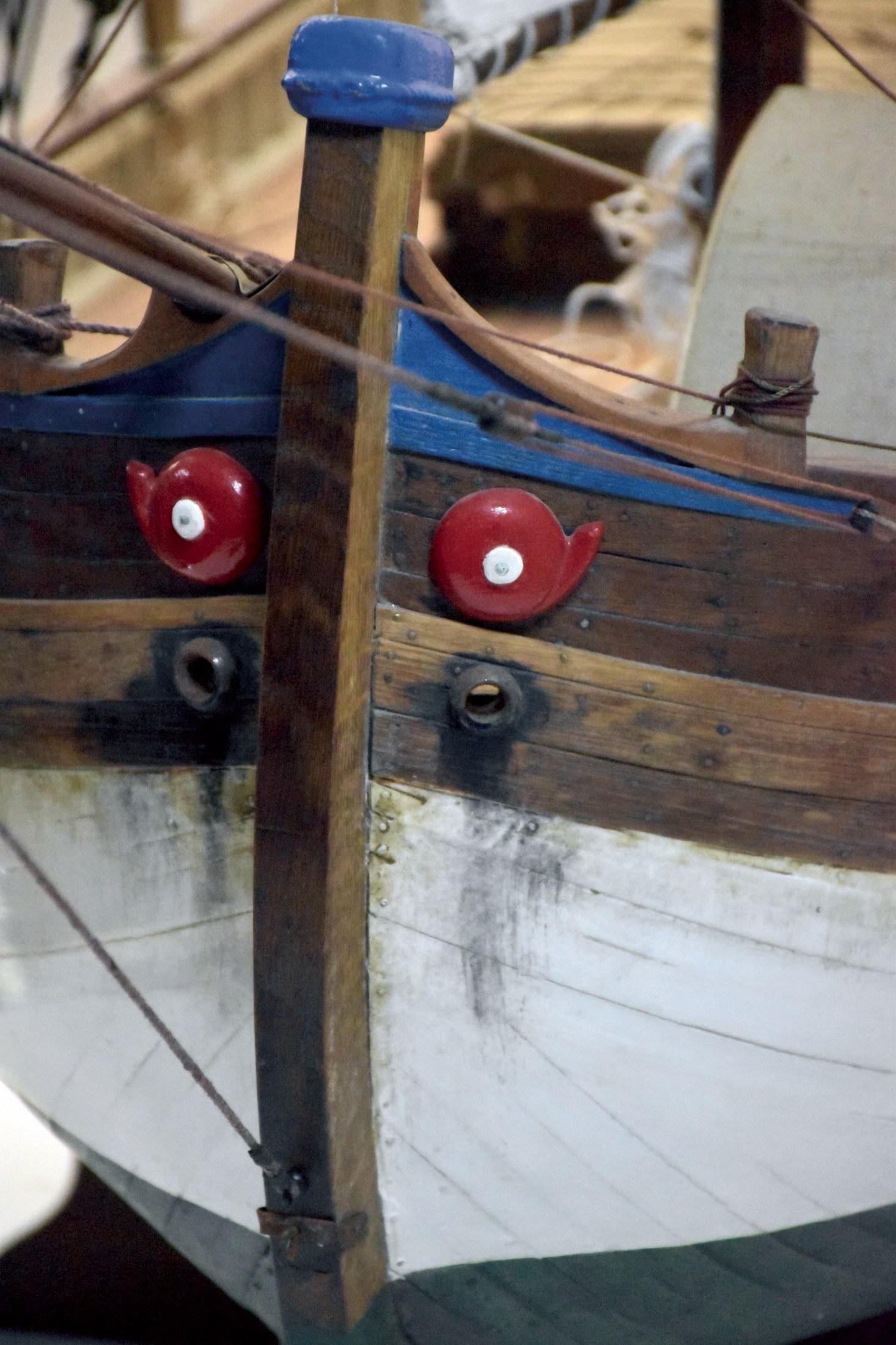 Brodomaketarstvo: Palubna oprema