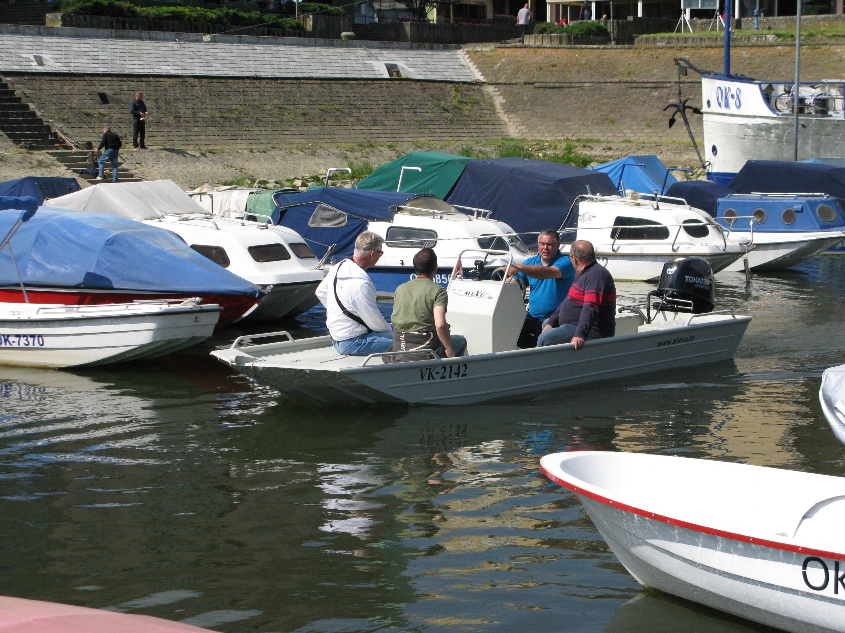 Prezentacija izvanbrodskih motora u Osijeku