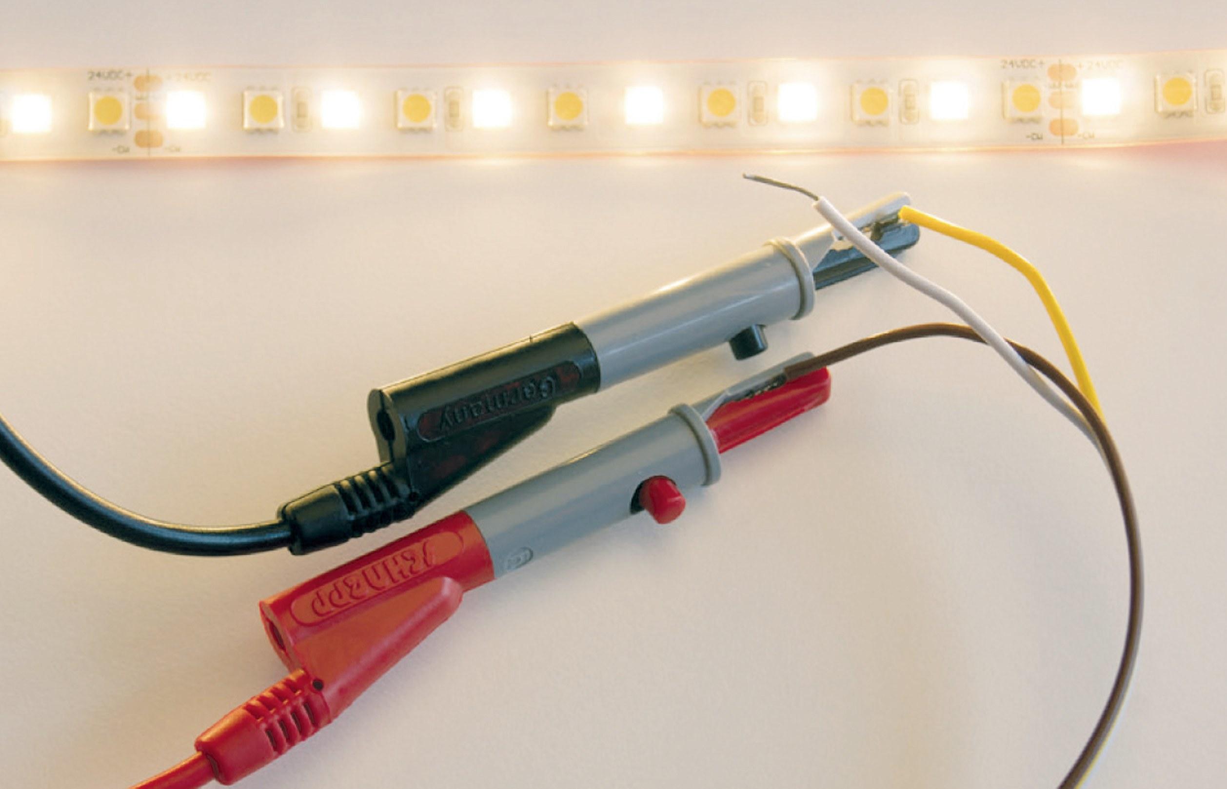 Montaža LED traka