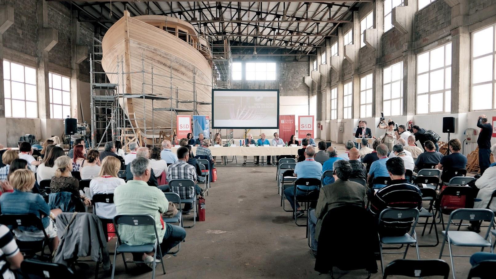 Konferencija o maritimnoj baštini