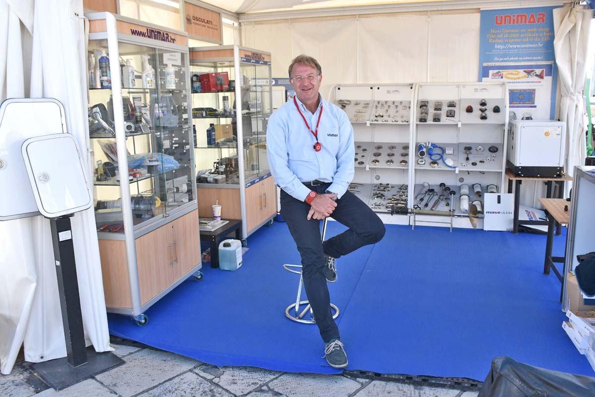 Unimar - domaće ime u svijetu nautičke trgovine