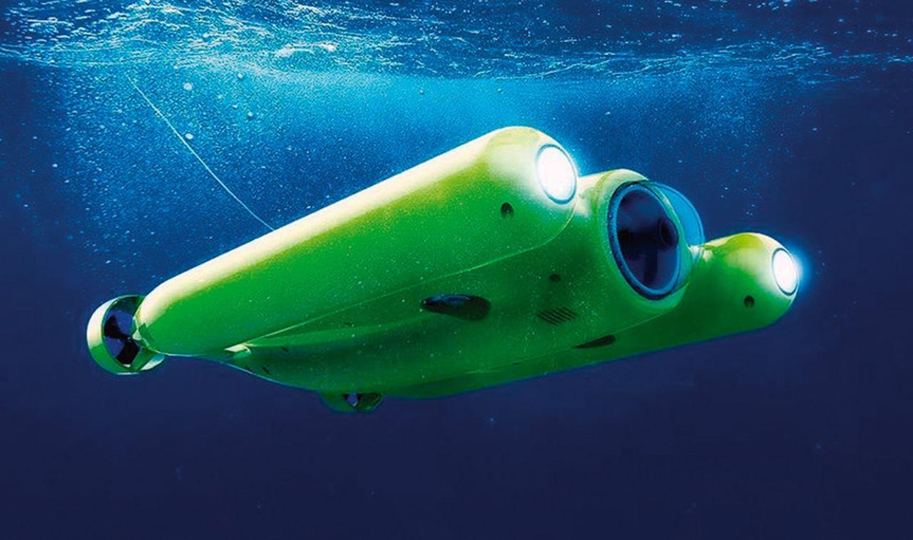 Gladius - podmorski dron