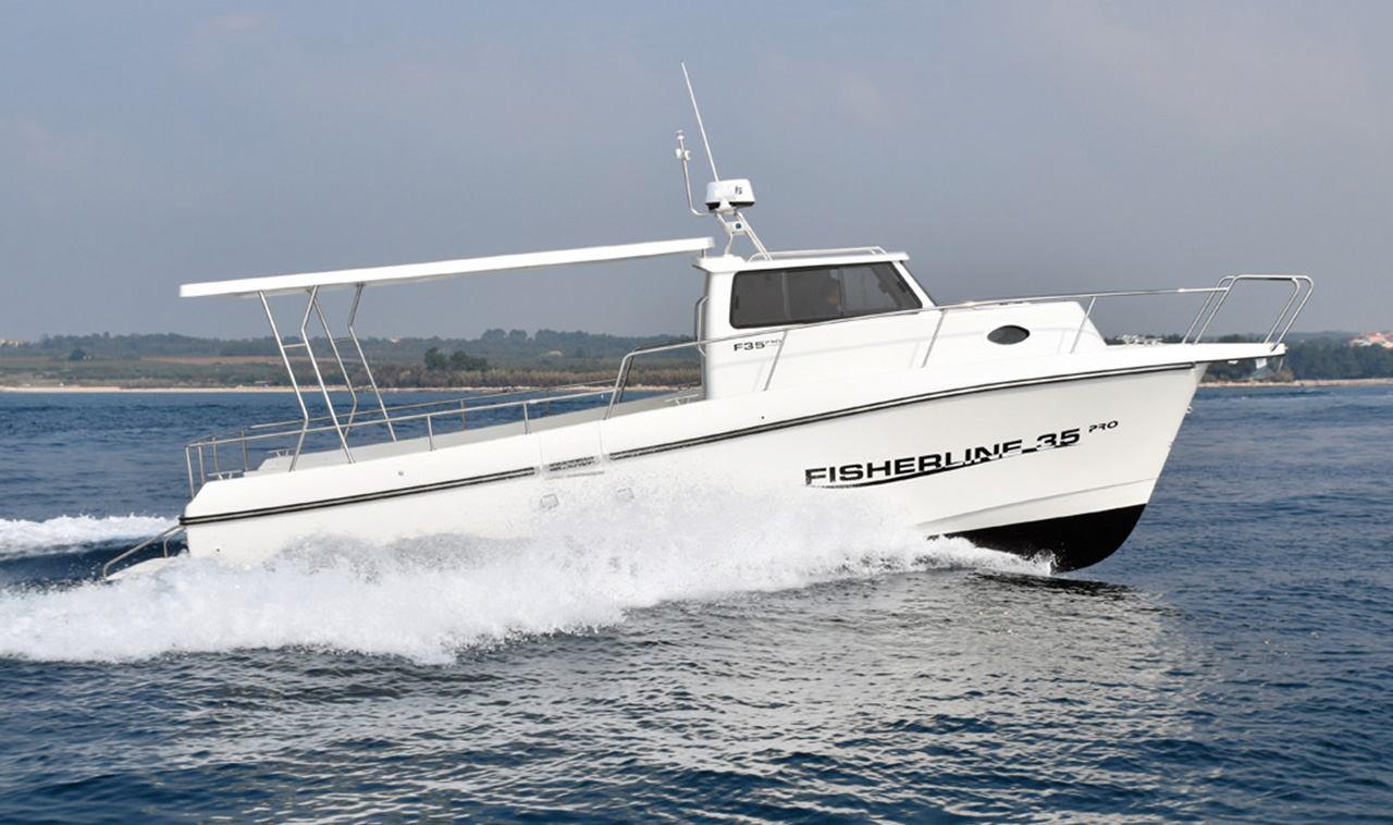 Novi redizajnirani Fisherline 35 Pro
