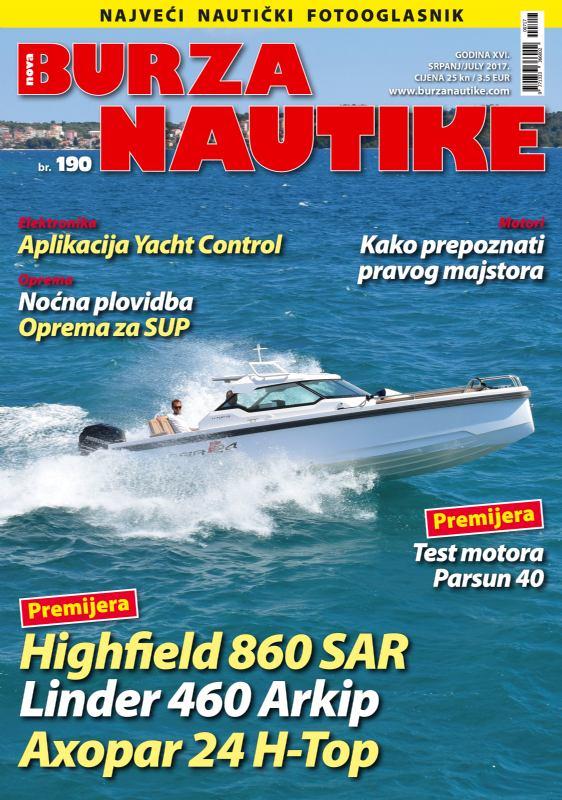 Burza Nautike 190