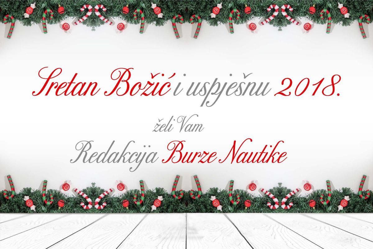 Sretan Božić i uspješnu 2018!