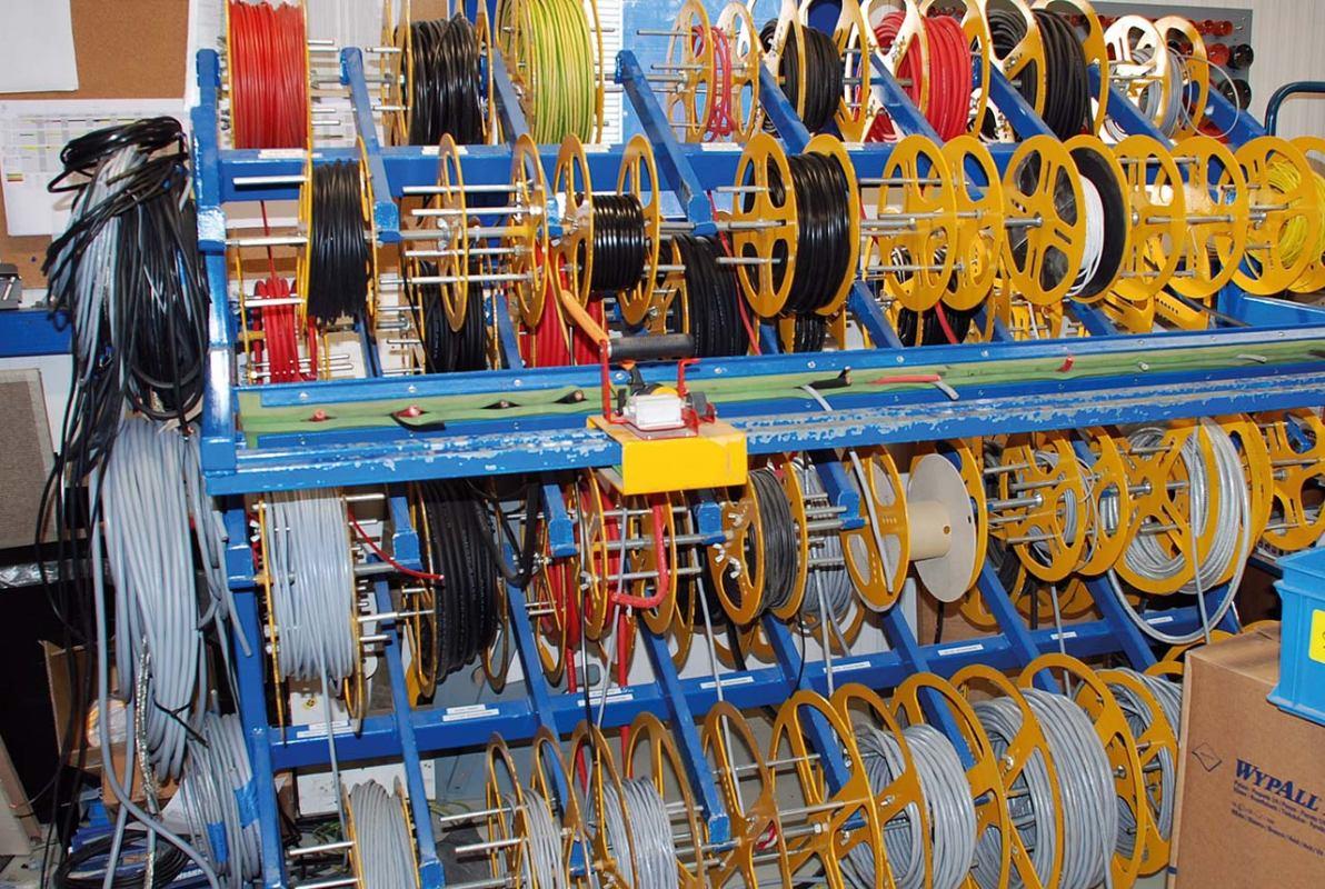 Brodski rastalni osigurači i žice