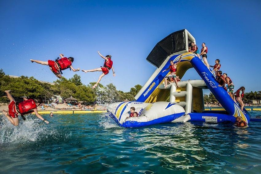 Regulativa zabavnih parkova na vodi