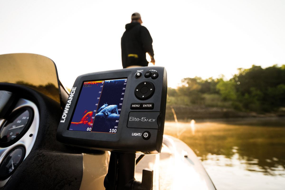 Kako pravilno koristiti fishfinder