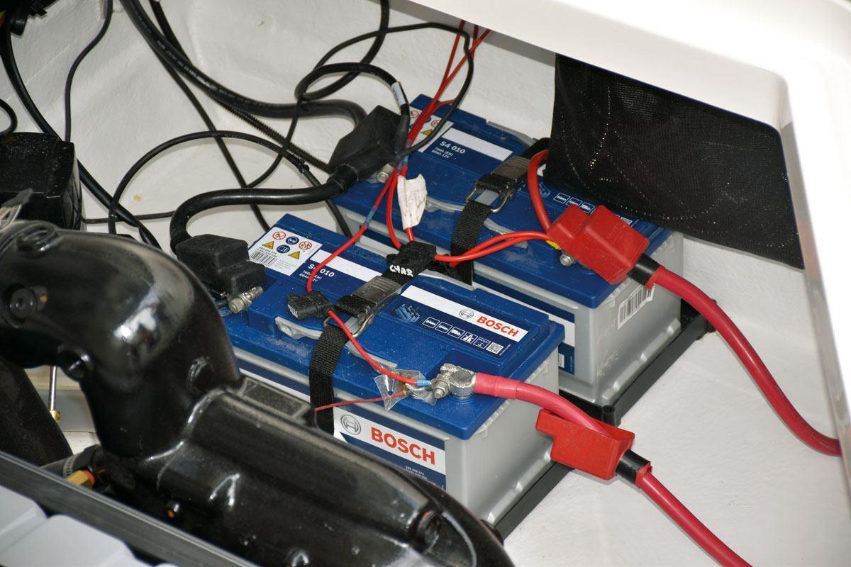 Provjera stanja akumulatora