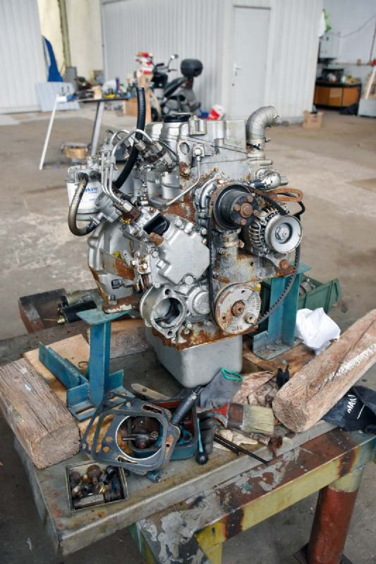 Hidroudar – udar koji nokautira motor