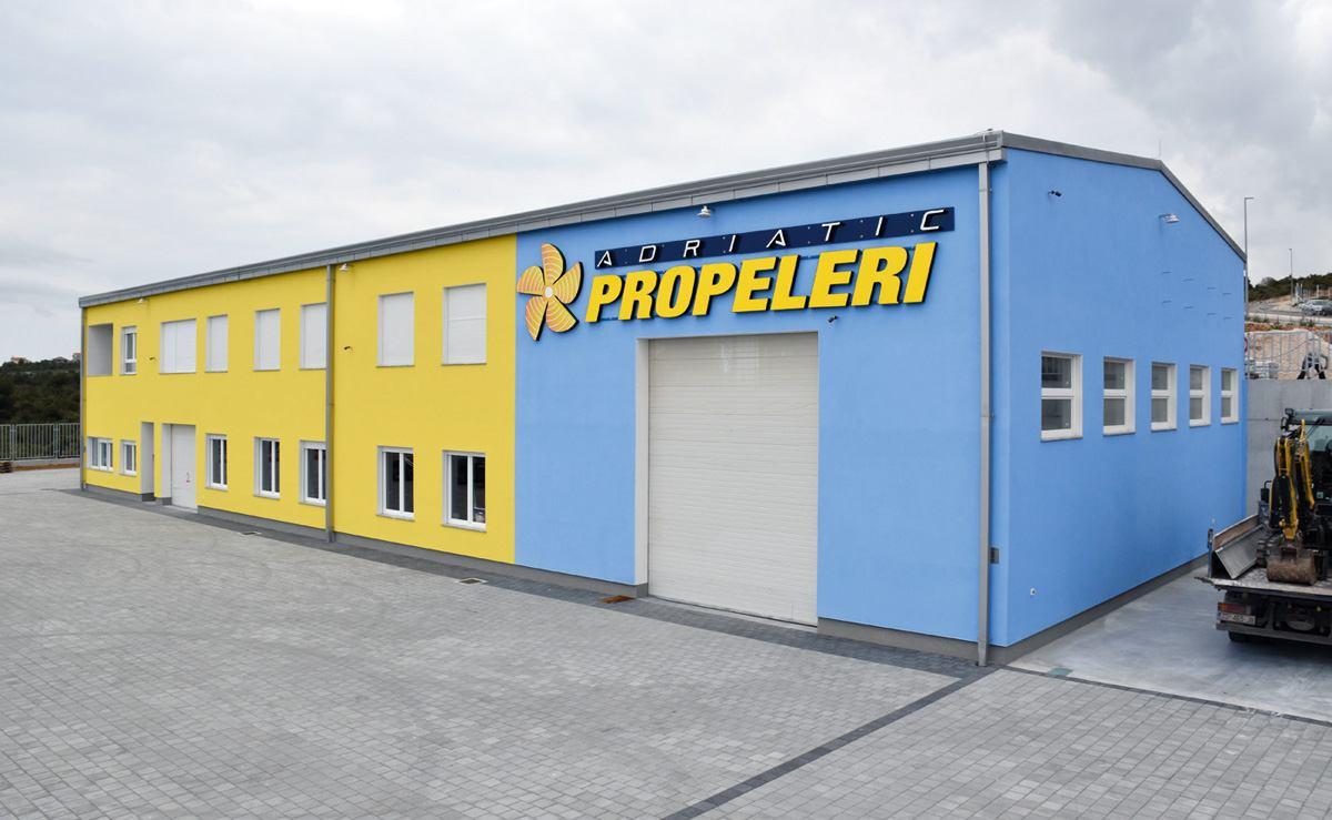 Oni znaju s propelerima