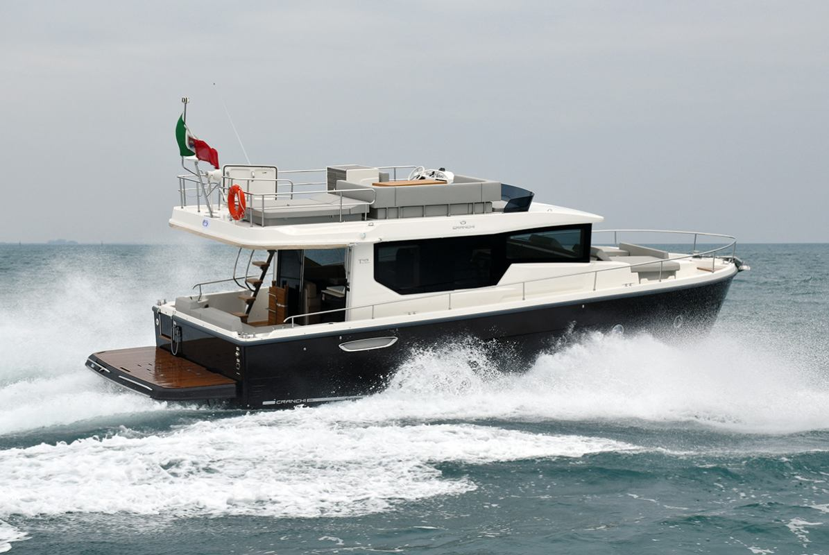 Cranchi - Eco Trawler 43 Long Distance