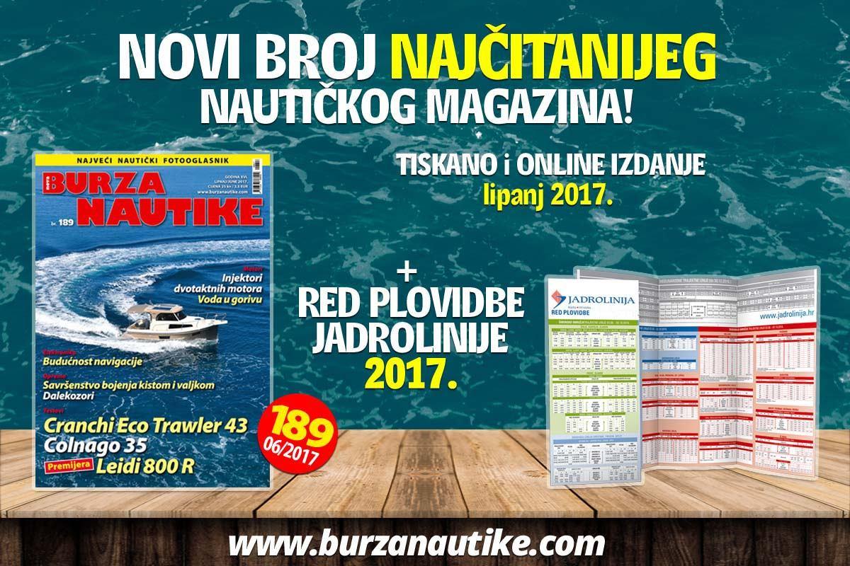 Novo izdanje Nautike u prodaji!