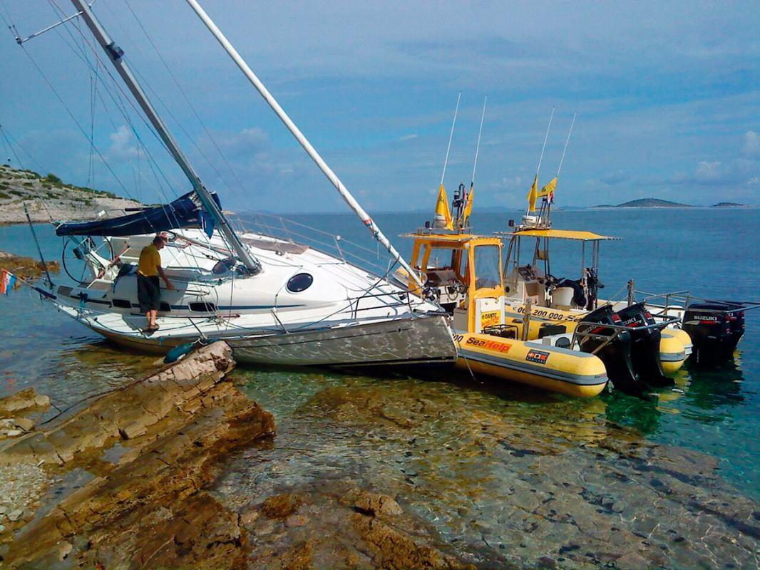 Zgode i nezgode nautičara na Jadranu