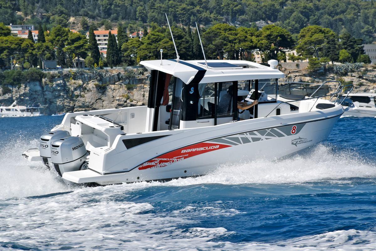 Beneteau Barracuda 8