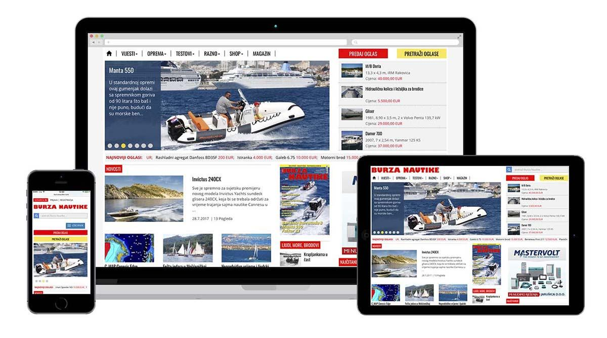Pročitajte novi broj online izdanja Burza Nautike!