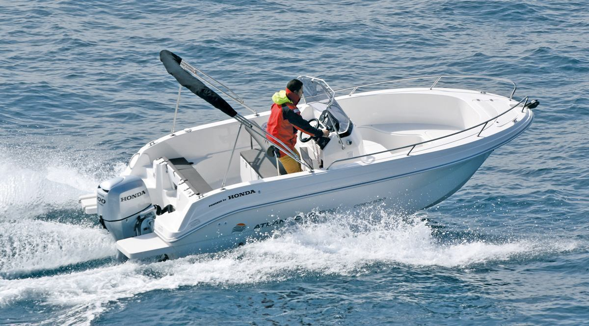 Atlantic Marine 530 Open