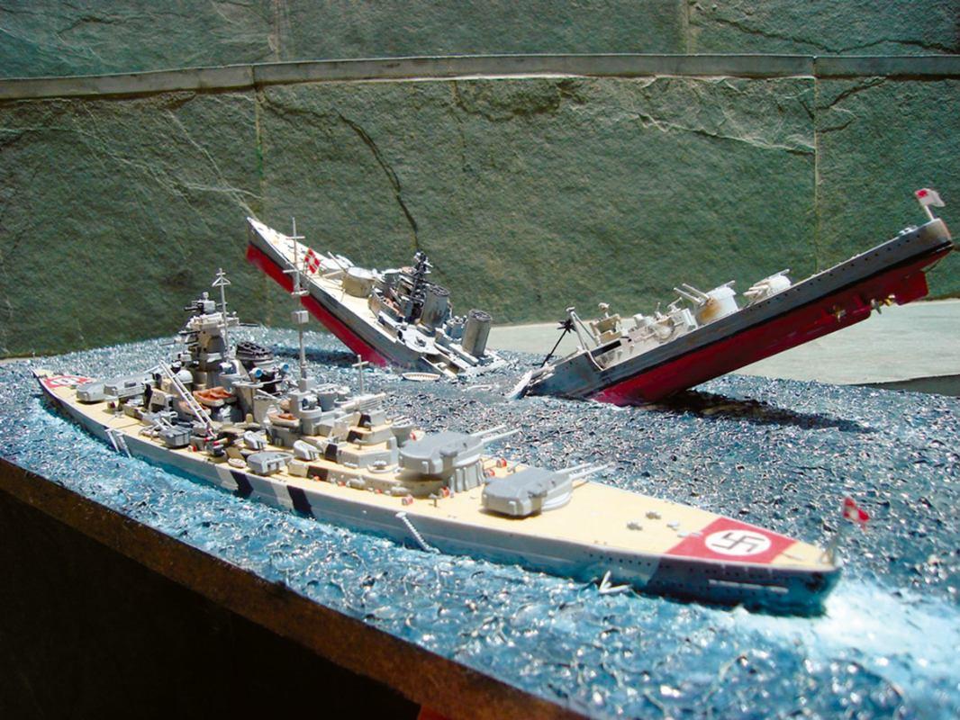 Povijest pomorstva kroz svijet brodomaketara