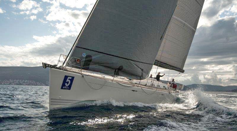 Roccabella pobjednik prve etape Regate tisuću otoka