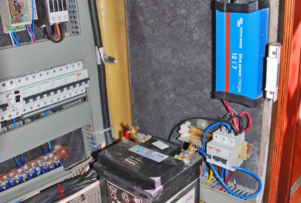 Usklađivanje baterijskog sustava i izmjenjivača
