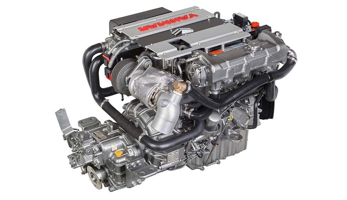 Nova 4LV serija Yanmar motora