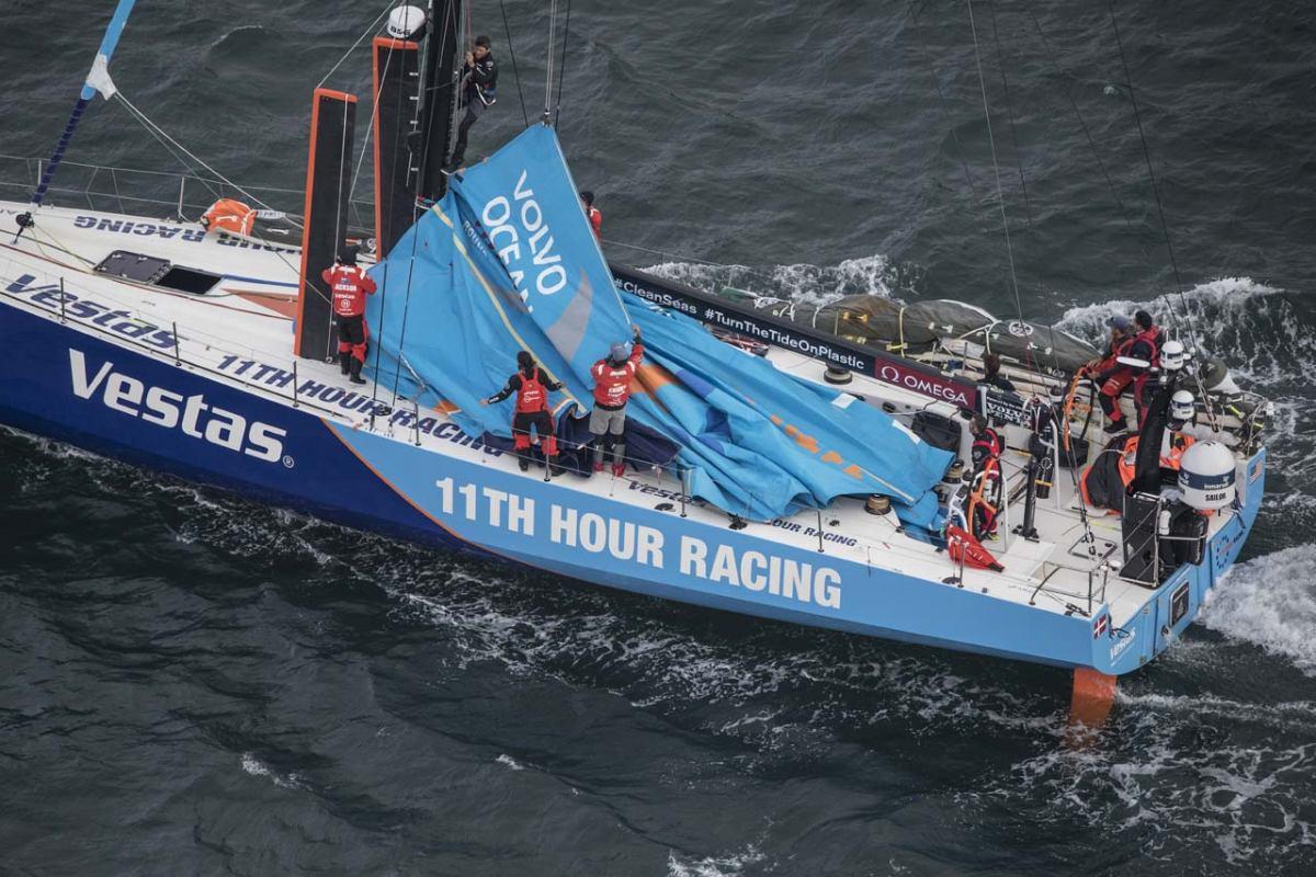 Teška nesreća na Volvo Ocean Raceu