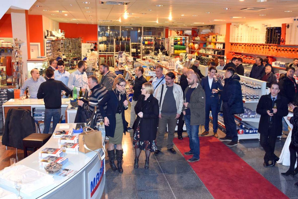 Svečano otvorenje Lalizas Marina Stores centra