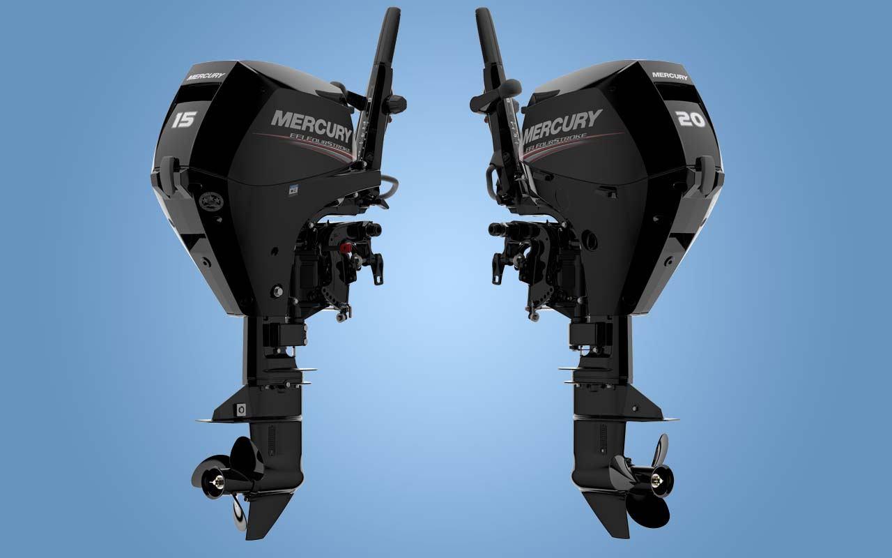 Novi Mercury F 15 EFI i F 20 EFI