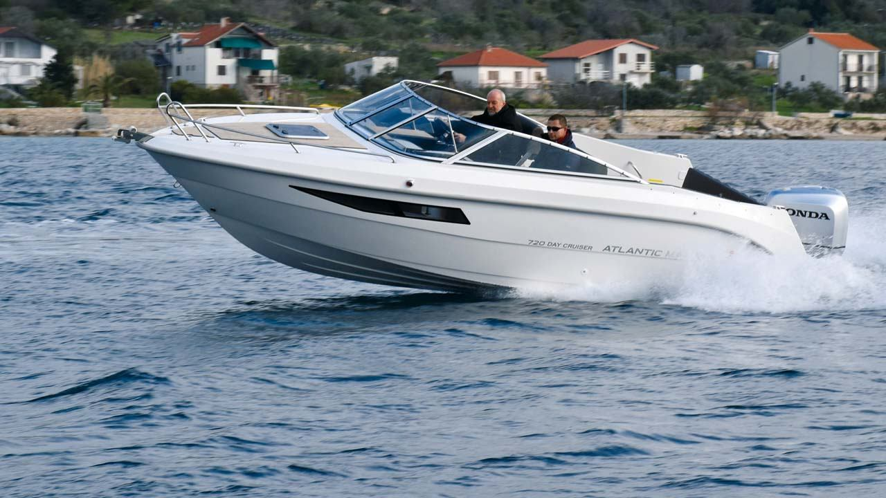 Atlantic Marine 720 Day Cruiser