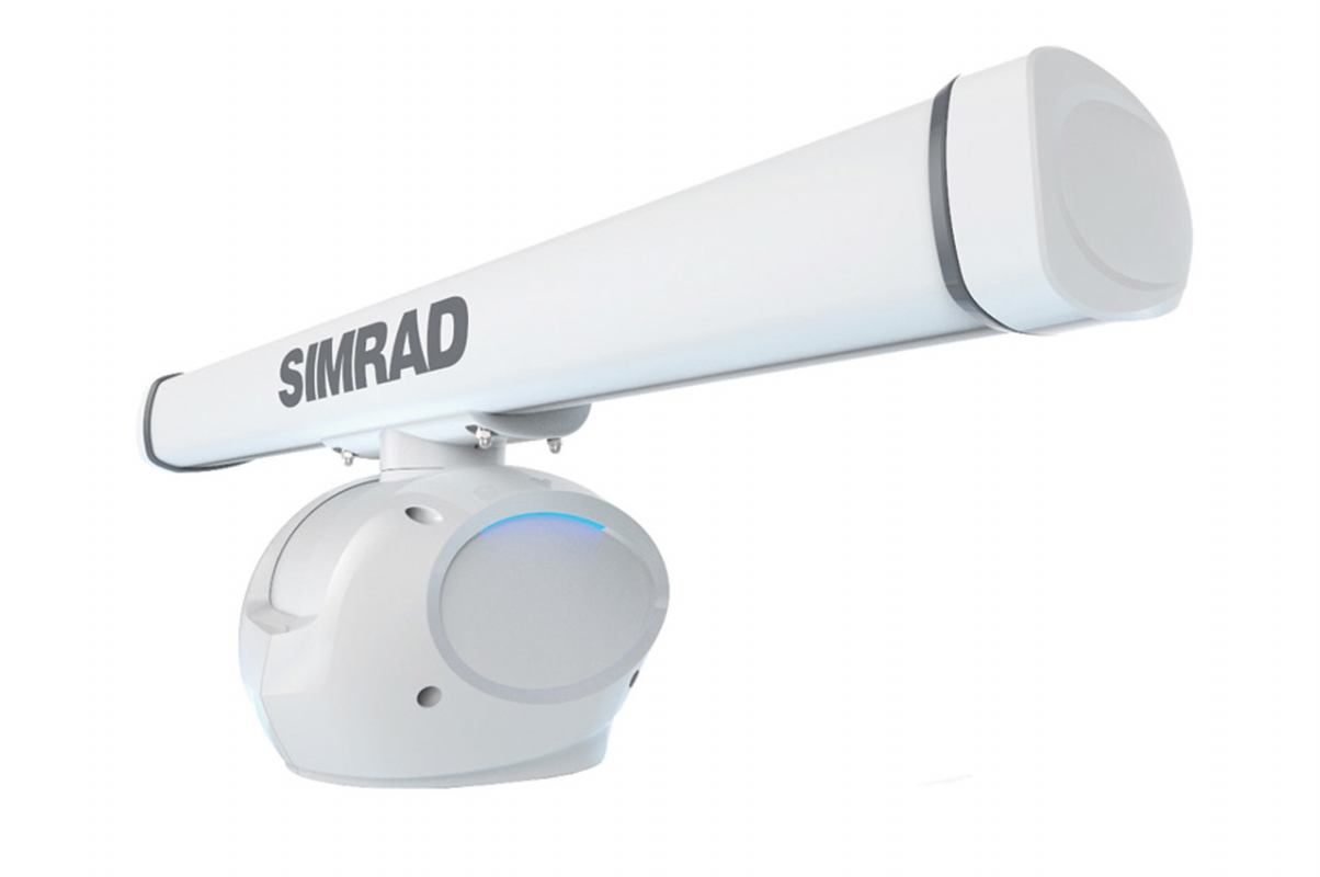 Simrad - Velocity Track