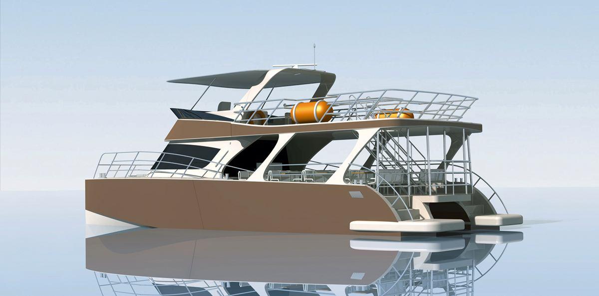 Otvoreni poziv svim projektantima za izradu idejnoga projekta komercijalnog broda ili jahte
