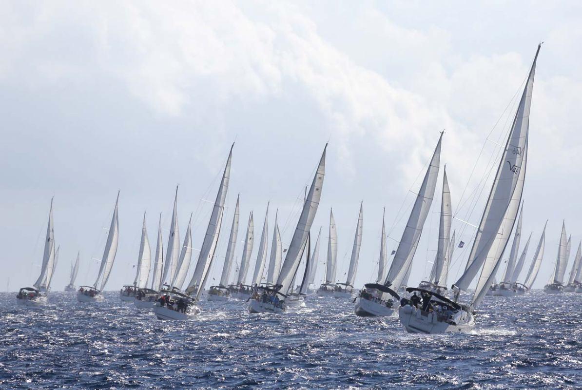 Najveća višednevna regata u povijesti Hrvatske