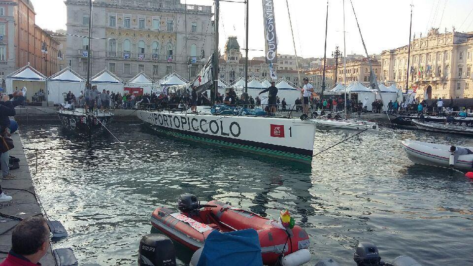 Spirit of Portopiccolo pobjedio na Barcolani