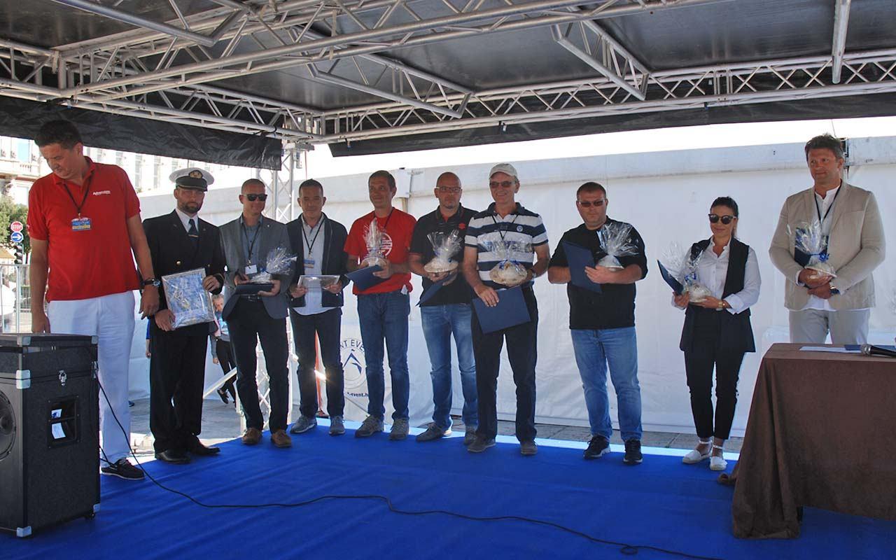 Nagrađeni najbolji izlagači nautičkog sajma u Rijeci