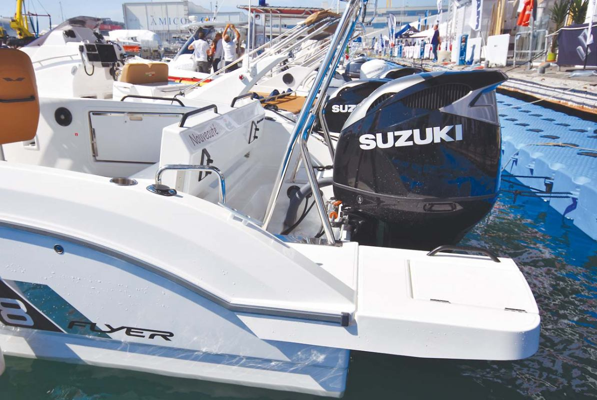 Novi Suzuki DF175 A i DF150A