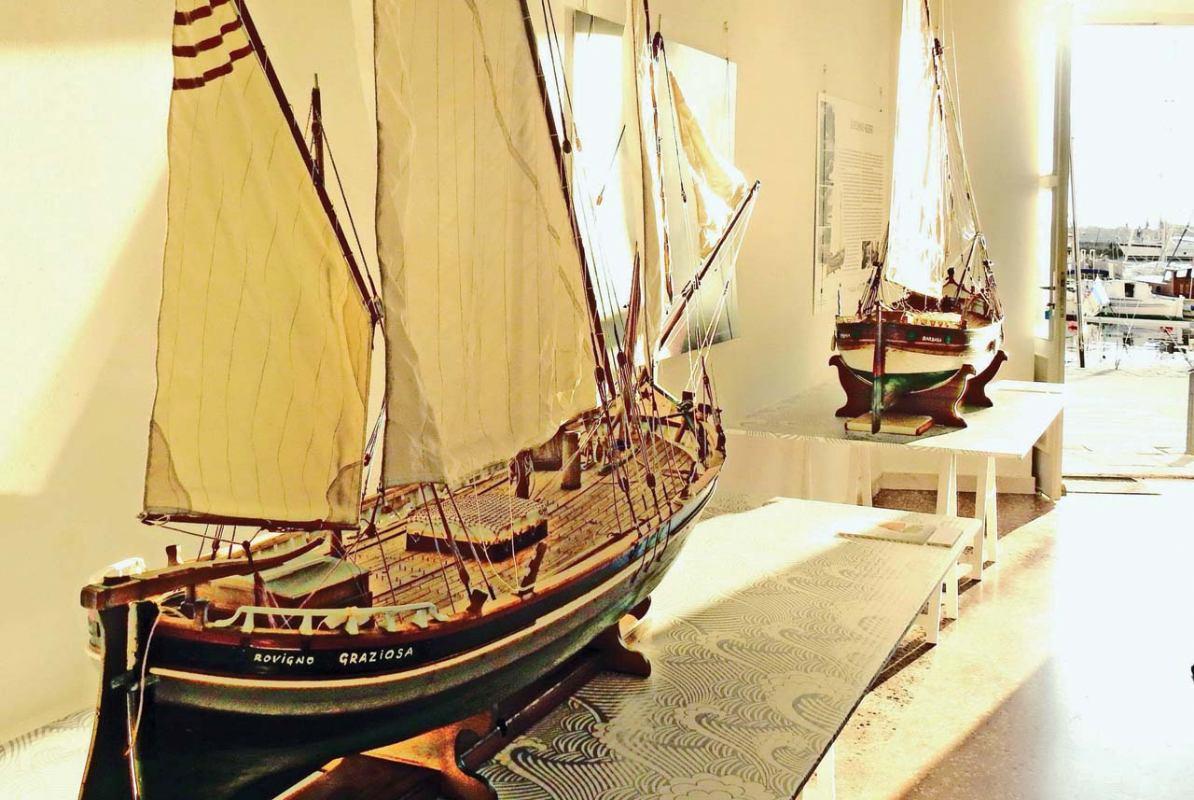 Hrvatske tradicijske barke predstavljene slovenskoj javnost