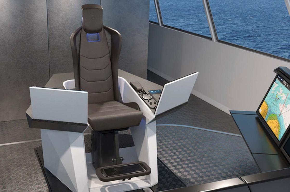 Futurističke skiperske sjedalice