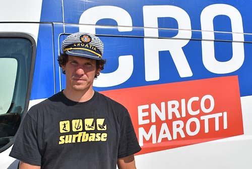 Veliki intervju s prvakom svijeta u windsurfingu Enricom Marottijem: Ne zadovoljavam se sredinom...