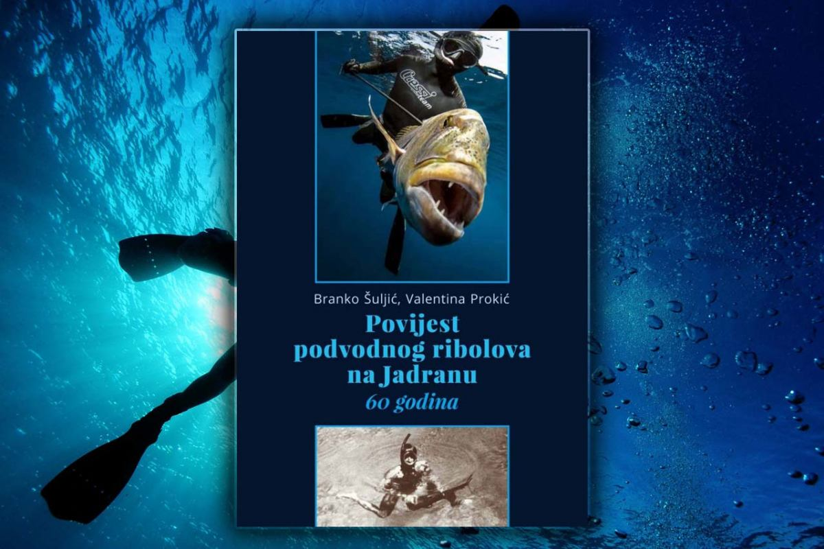 Povijest podvodnog ribolova na Jadranu