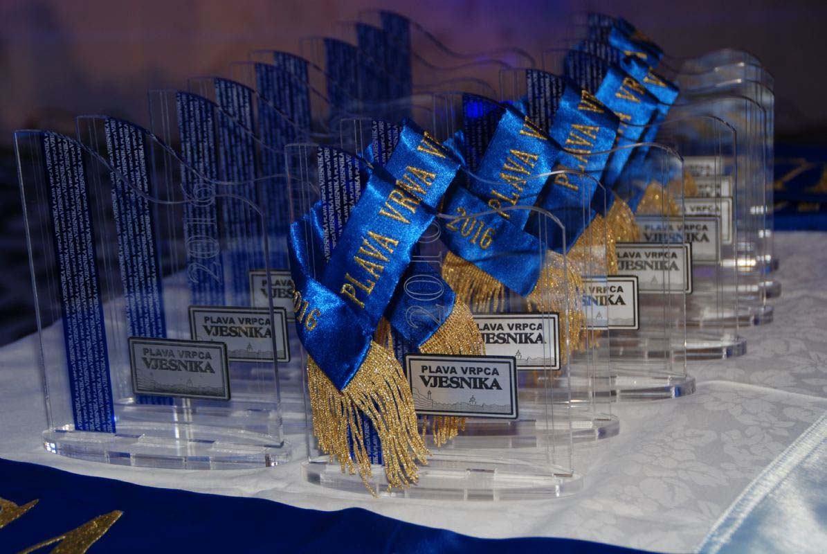 Sedam hrabrih poduhvata nominirano za Plavu vrpcu Vjesnika