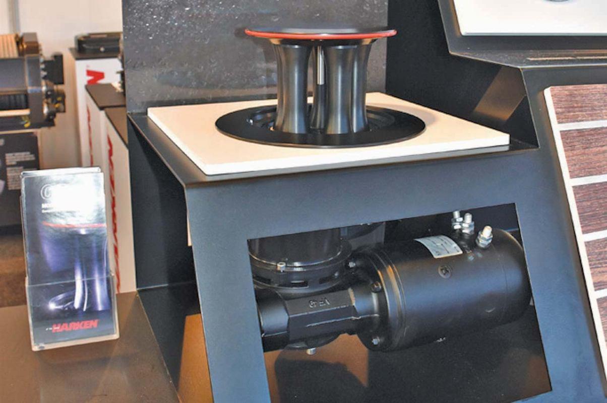 Harkenovo električno vitlo CLR na zahtjev