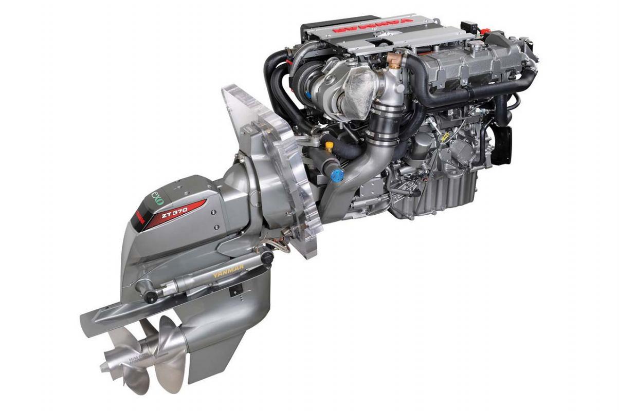 Ista masa, različita snaga Yanmarovih motora
