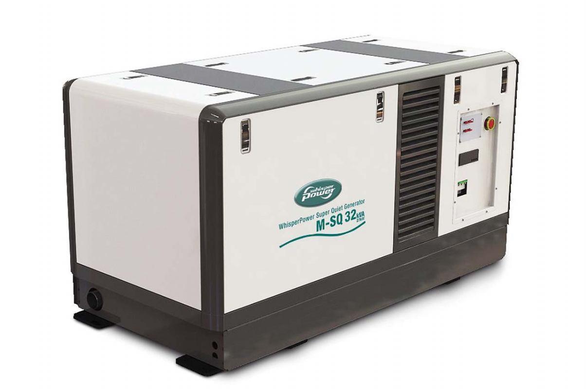 Nova serija WhisperPower generatora